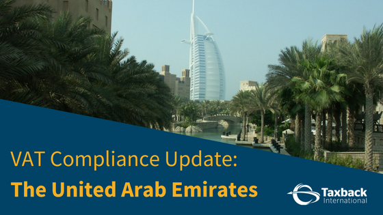 UAE VAT compliance