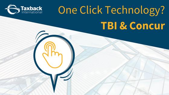 Taxback International VATConnect One Click