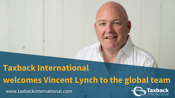 Vincent Lynch Taxback International