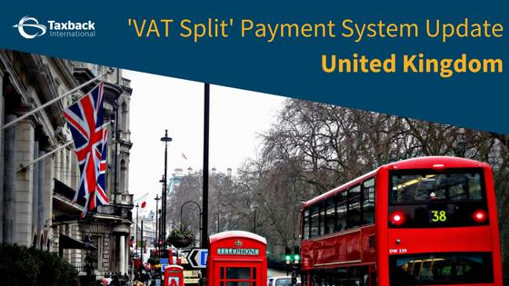 UK VAT split payment scheme