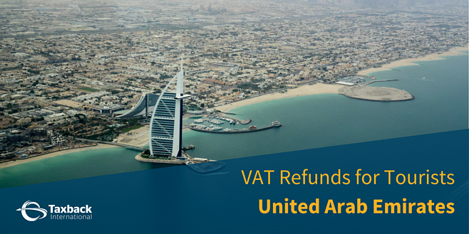 VAT reclaim for tourists UAE