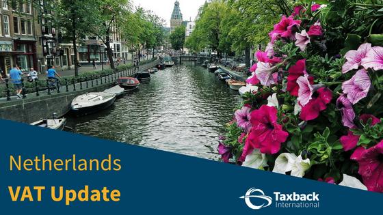 Netherlands VAT Update
