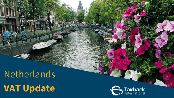 Netherlands VAT Update