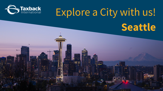 Seattle Travel Blog with Taxback International