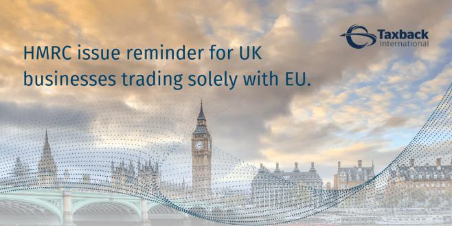 HMRC reminder for UK businesses
