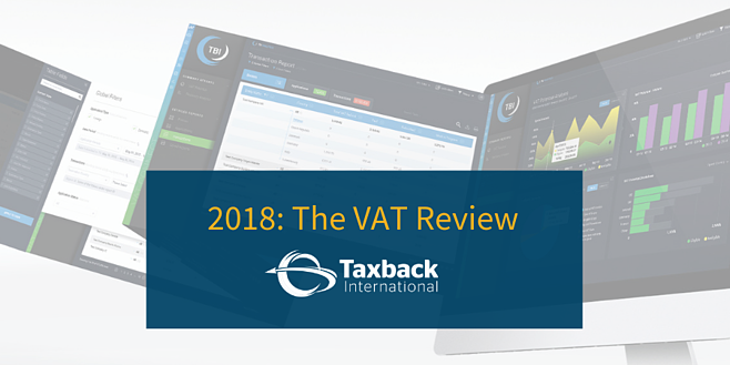2018 The VAT Review