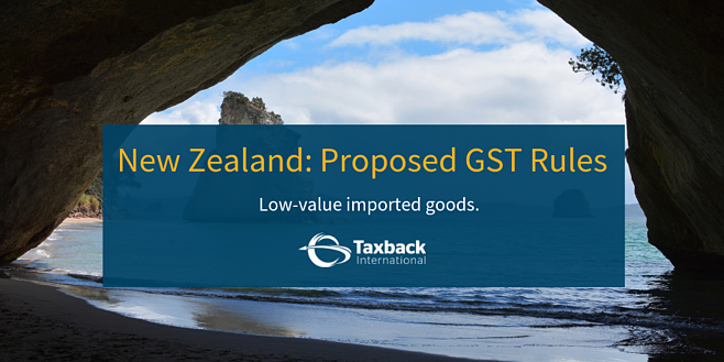 New Zealand GST Rules
