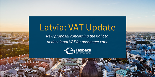 Latvia VAT Update