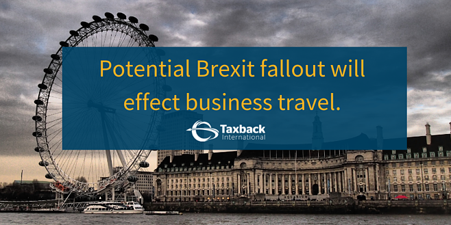 Business travel brexit