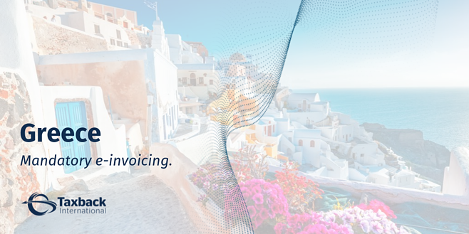 Greece e-invoicing
