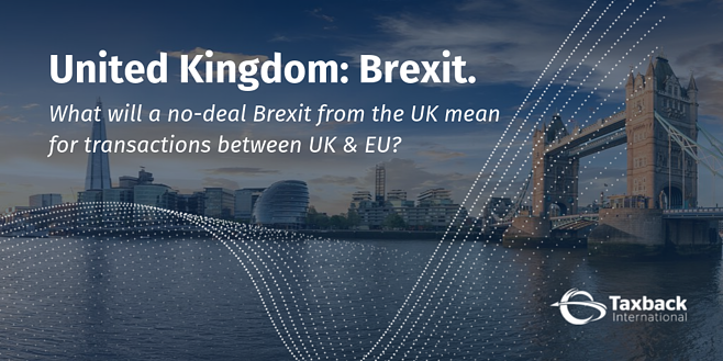 United Kingdom Brexit VAT