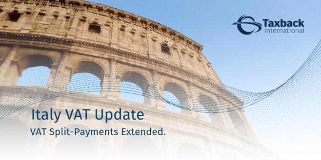 Italy VAT update