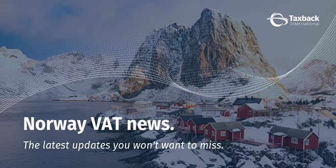 Norway VAT update