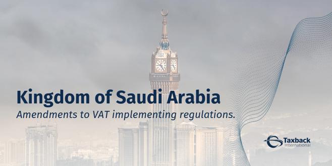 KSA VAT news