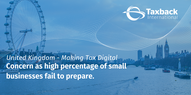 Making Tax Digital - Blog Header