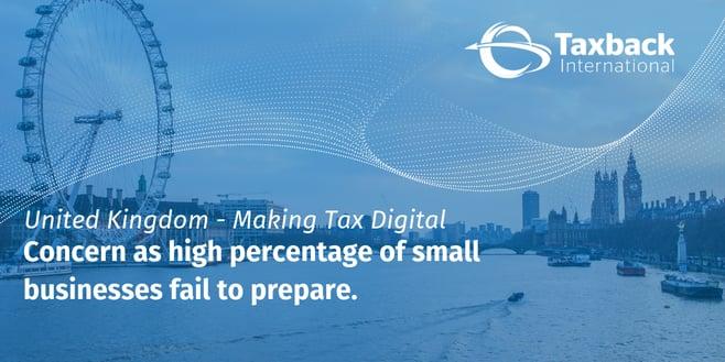Making Tax Digital - Blog Header