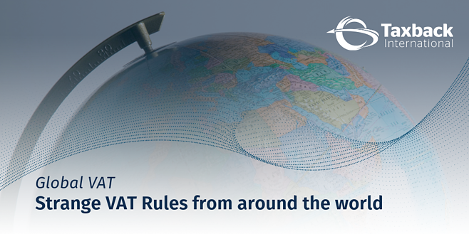 Global VAT Rates