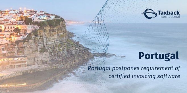 Portugal postpones requirement of certified invoicing software