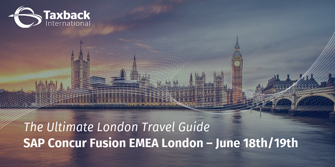 SAP Concur FX London EMEA 2019