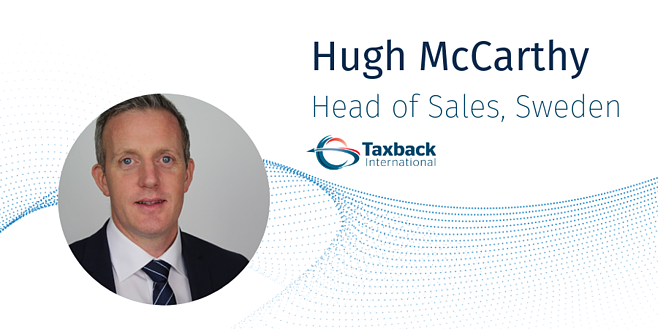 Hugh McCarthy Taxback International