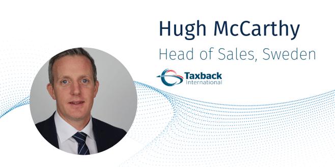 Hugh McCarthy Taxback International