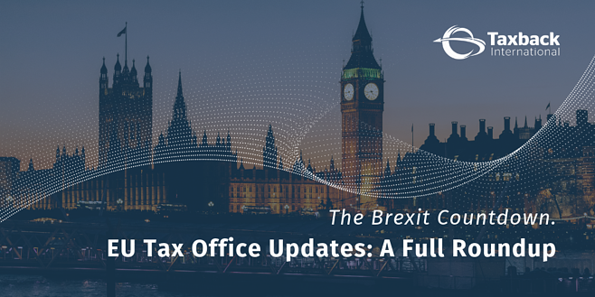 Tax office updates