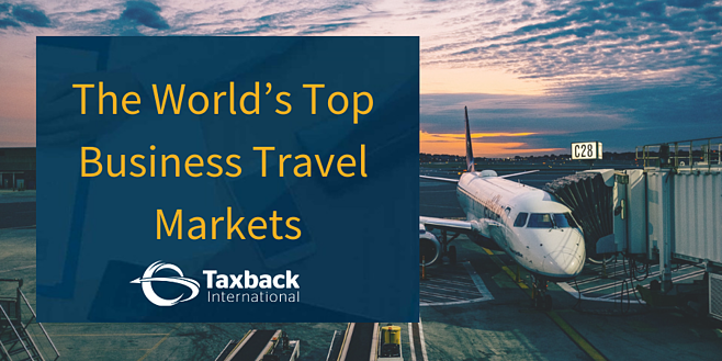 The World Top Business Travel Markets