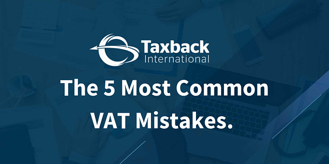 5 Top VAT Mistakes
