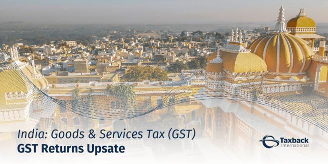India: GST Update