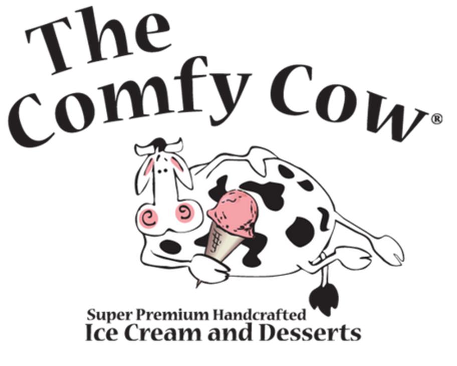 comfy cow louisville label