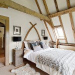 However Rejuvenating A Dark And Dingy Attic Room Into A Cosy And Beautiful Bedroom
