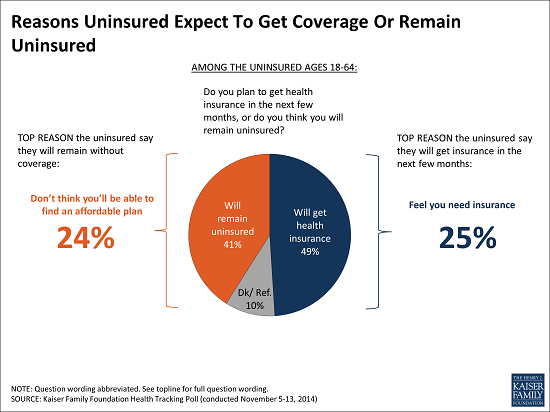 November_Tracking_Poll_-_Reasons_Uninsured_Expect_To_Get_Coverage_Or_Remain_Uninsured