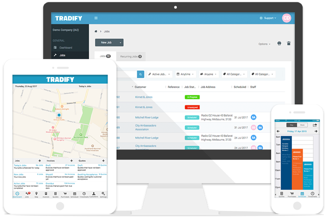Tradify: Job Management Software Built For Trades