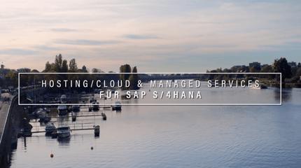 Hosting/Cloud & Managed Services für SAP S/4HANA