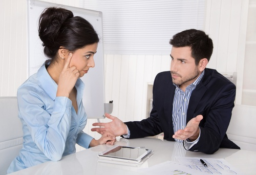 How to Stop the SOS Signals from Managers when Conflicts Arise