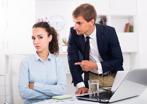 Investigating Signs of a Hostile Work Environment
