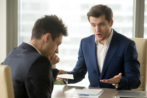 Spotting and Dealing with a Toxic Employee