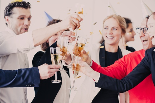 The Office Party: Career Booster or Breaker?