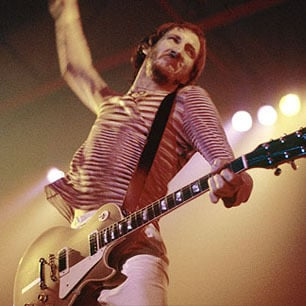 Classic Rock Bands: Pete Townshend of The Who