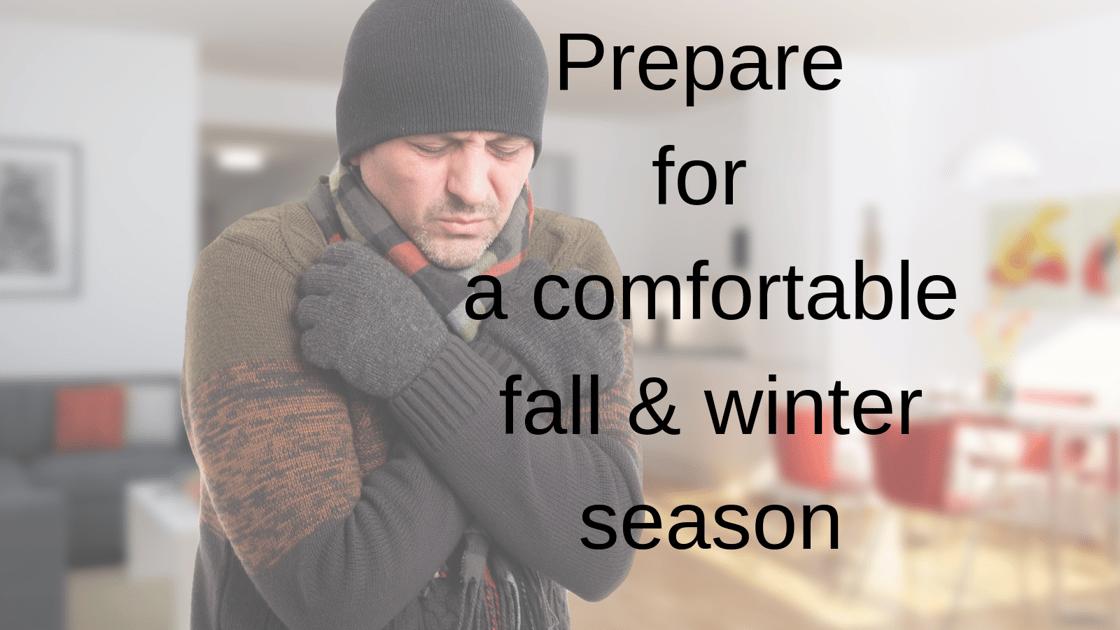 Prepare for a comfortable fall & winter season_the geiler company
