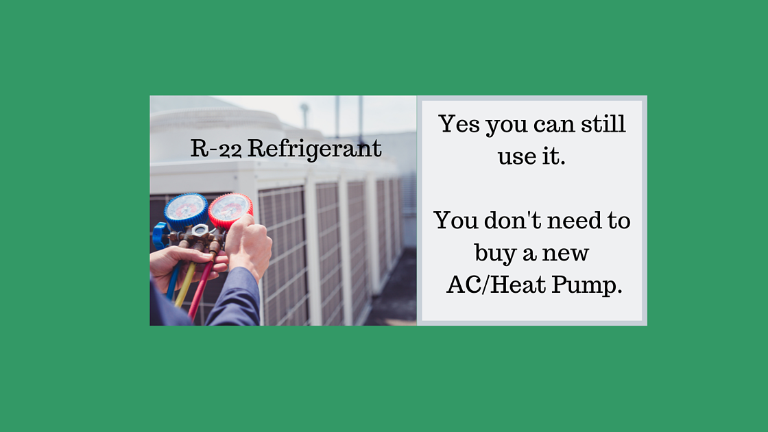 R-22 Refrigerant Yes you can still use it. No you dont need to buy a new AC_Heat Pump_the geiler company (1)