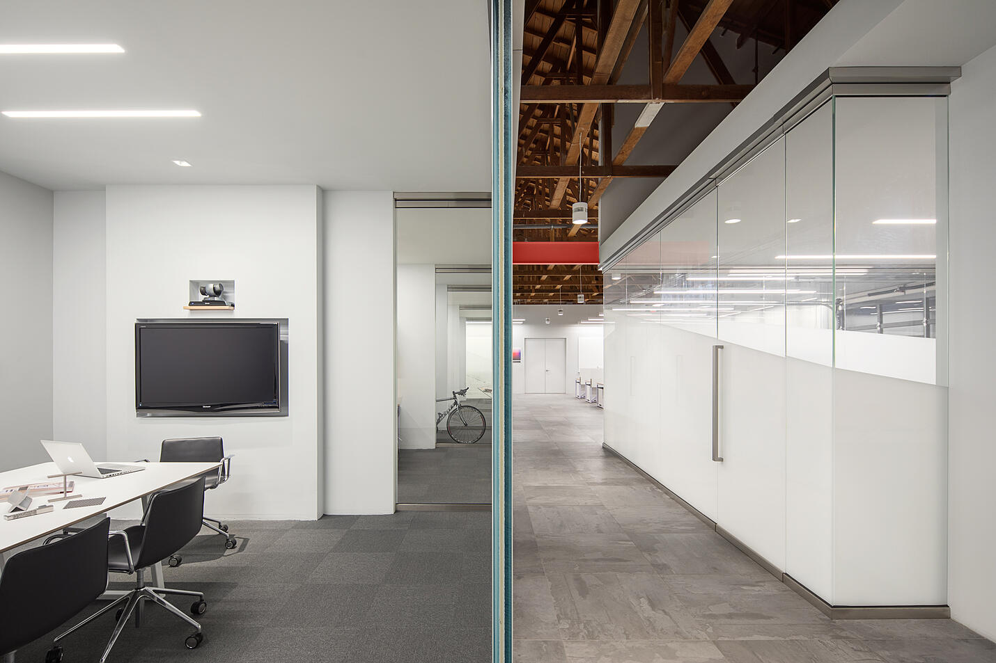 Forms + Surfaces Moves Offices - Editorial by Interiors + Sources