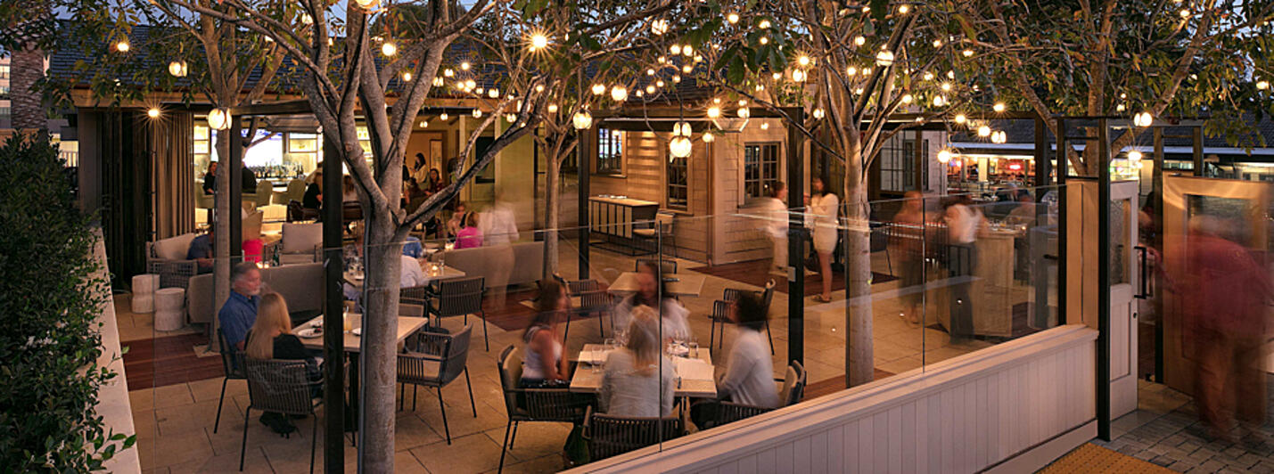 We Want More - Oliver's Restaurant in Montecito