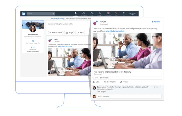 5ways to use LinkedIn for your B2B tech marketing