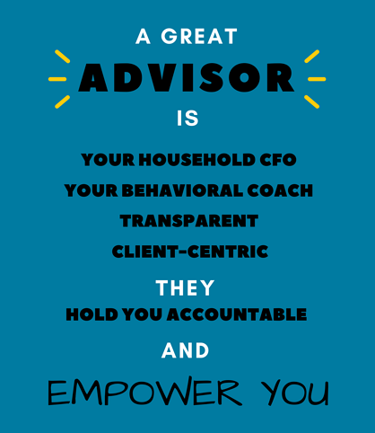 Financial advisors, the tell all series. Part 3:What Makes For A Great Advisor? - Zoe Investment Insights Blog - Zoe Personal Finance Blog - ETF - Robo Advisor - Zoe Financial