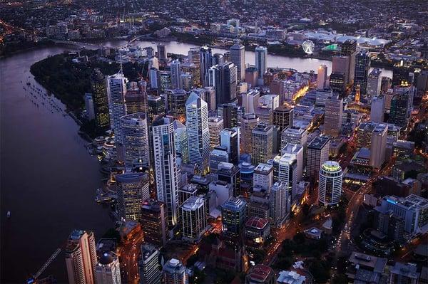 Brisbane-by-night