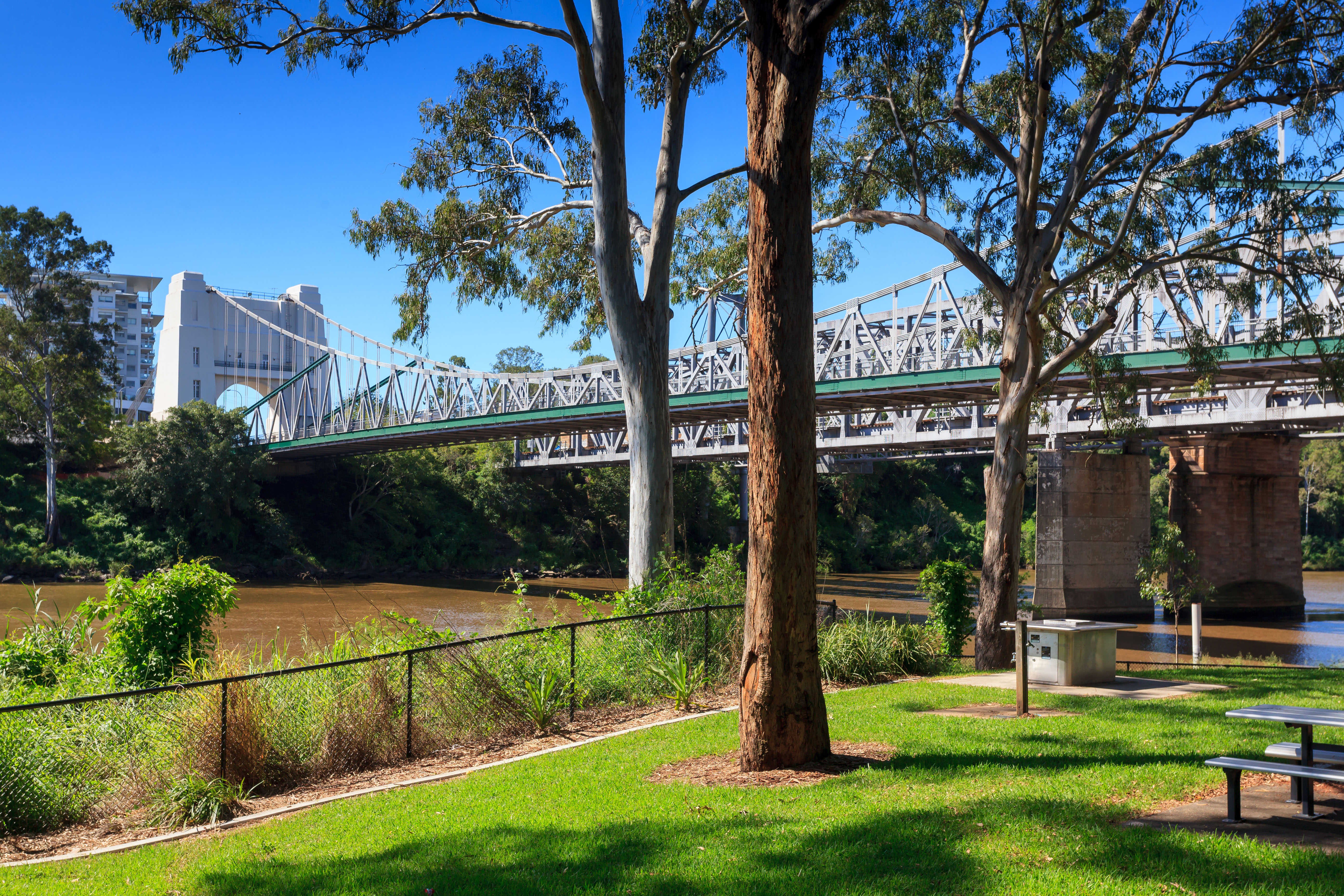 Chelmer Park, indooroopilly bridge-1