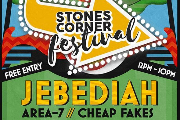 Stones Corner Festival 2019 Poster 590x393