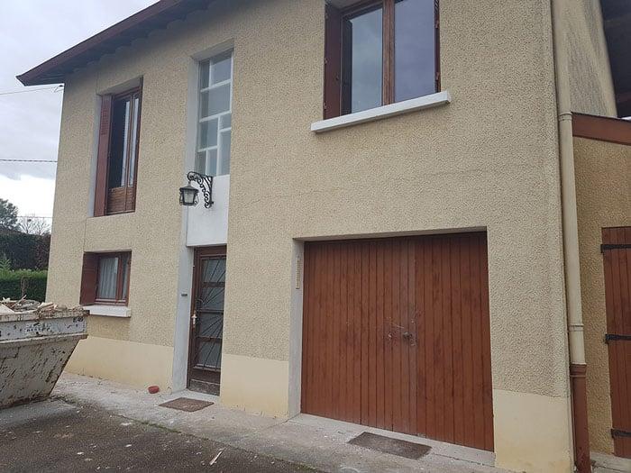 Rénovation d'une maison à Lucenay dans le Rhône : étape par étape