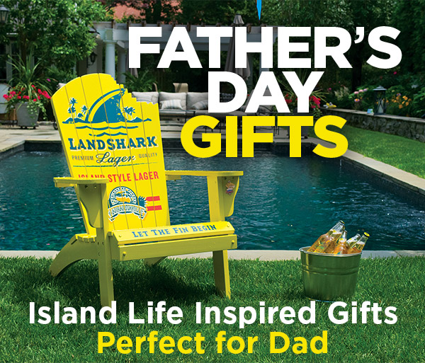 Father's Day Gifts - Island Life Inspired Gifts Perfect for Dad